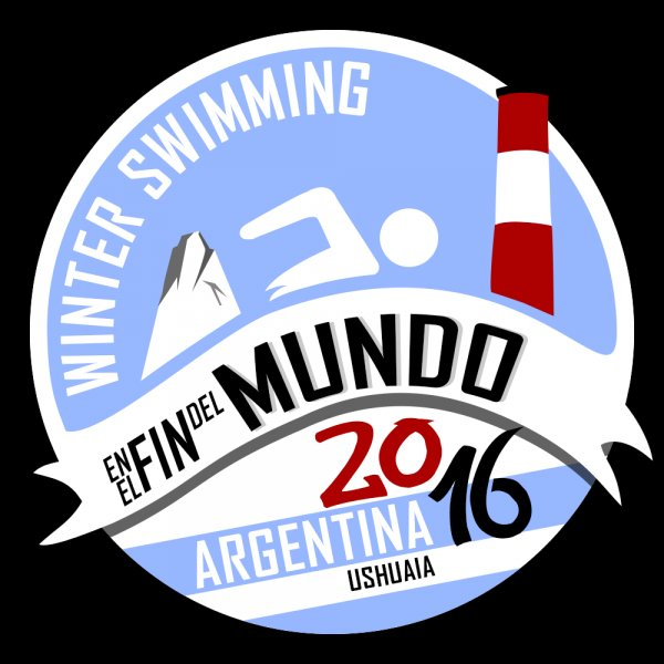 Winter Swimming en el Fin del Mundo