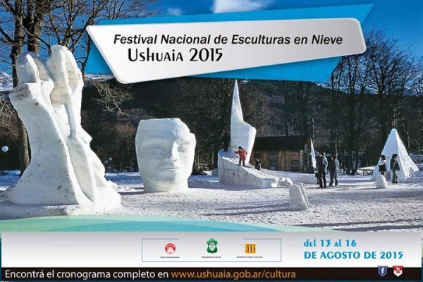Festival Internacional de Esculturas en Nieve