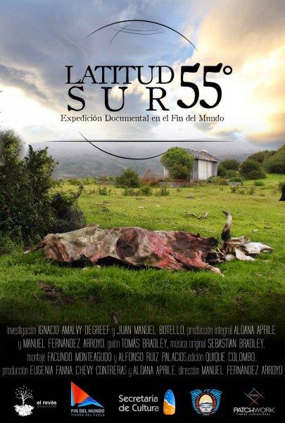 Estreno del film Latitud 55º Sur